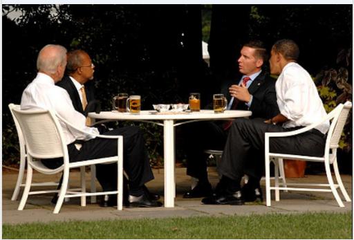 beer - obama brown good size